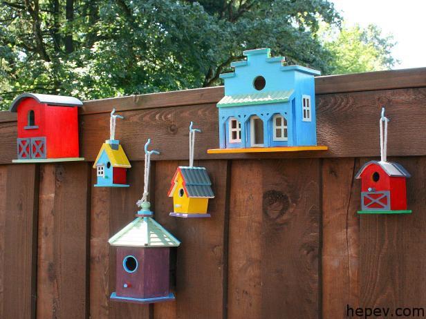 birdhouse deco