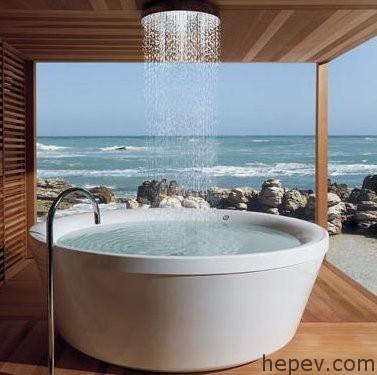 Spa Tarzı Banyo