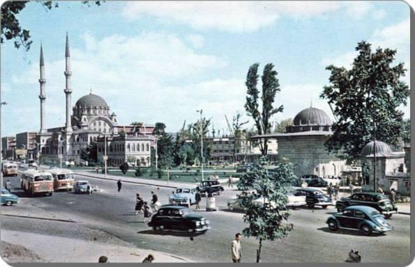 Eski Istanbul - Tophane 1960 lar