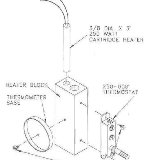 plastic injection molder - part 1
