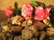 Chocolate chip, Cranberry & Walnut Sconies