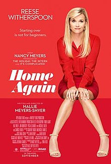 poster film home again