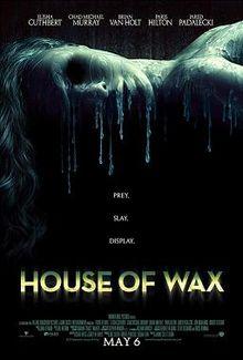 sinopsis house of wax
