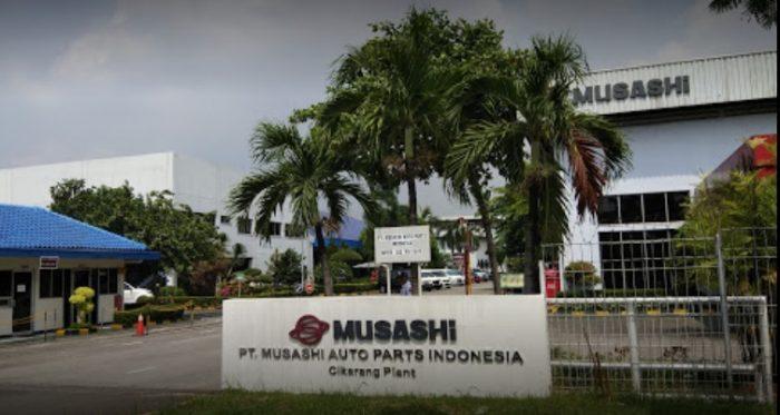 pabri pt musashi auto parts indonesia