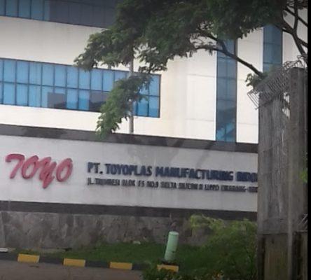 PT. Toyoplas Manufacturing Indonesia