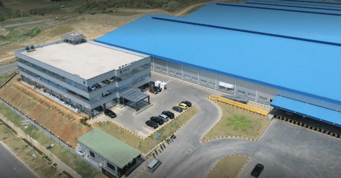 pabrik zinus indonesia