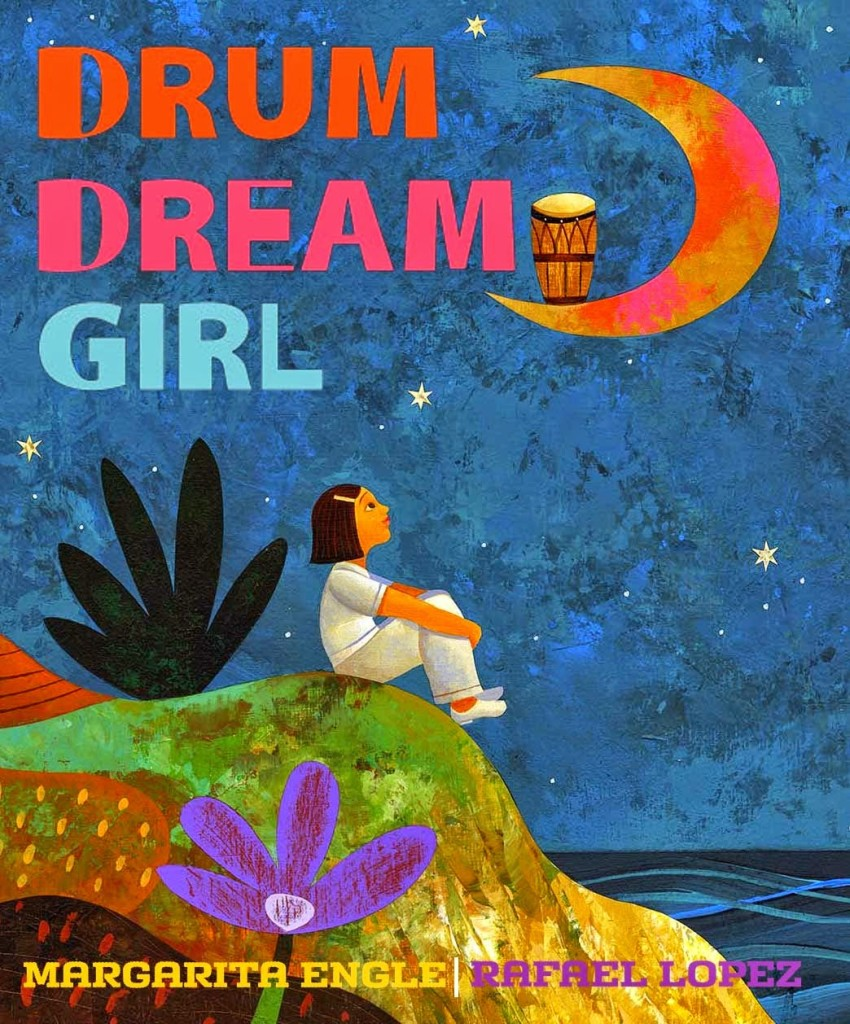 Image result for Engle, Margarita Drum Dream Girl: How One Girl's Courage Changed Music