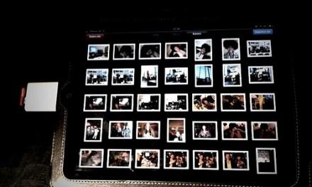 Camera connection til iPad