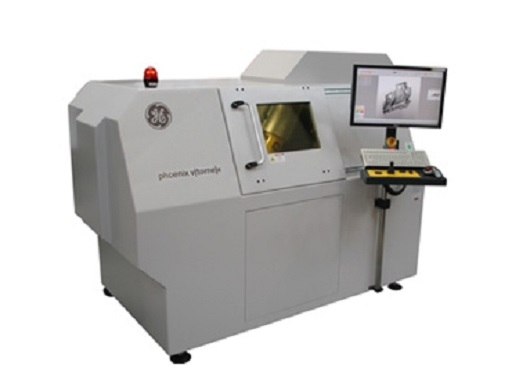 240kV Röntgenröhre, max. Scangröße Ø260mm , H420mm, Auflösung 20 µm