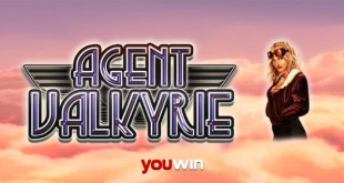 Youwin Agent Valkyrie slot oyunu.