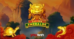 Youwin Eastern Emeralds slot oyunu.