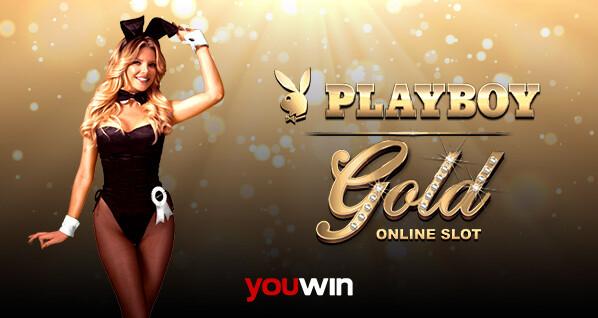 Youwin Playboy Gold slot oyunu.