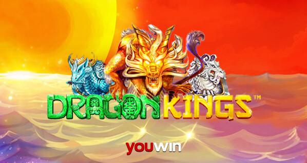 Youwin Dragon Kings slot oyunu.