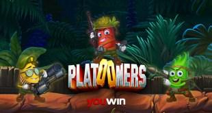 Youwin Platooners slot oyunu.