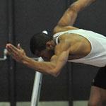 Indoor Preview, 2011 — Brown men