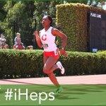 iHeps14 — Women's Sprints/Hurdles