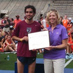 oHeps15 - Talking With... the Men's Track MVP