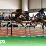 iHeps '16: Women's Sprints & Hurdles