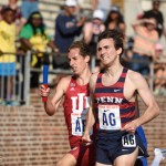 Tough Battles on Day 2 of Penn Relays