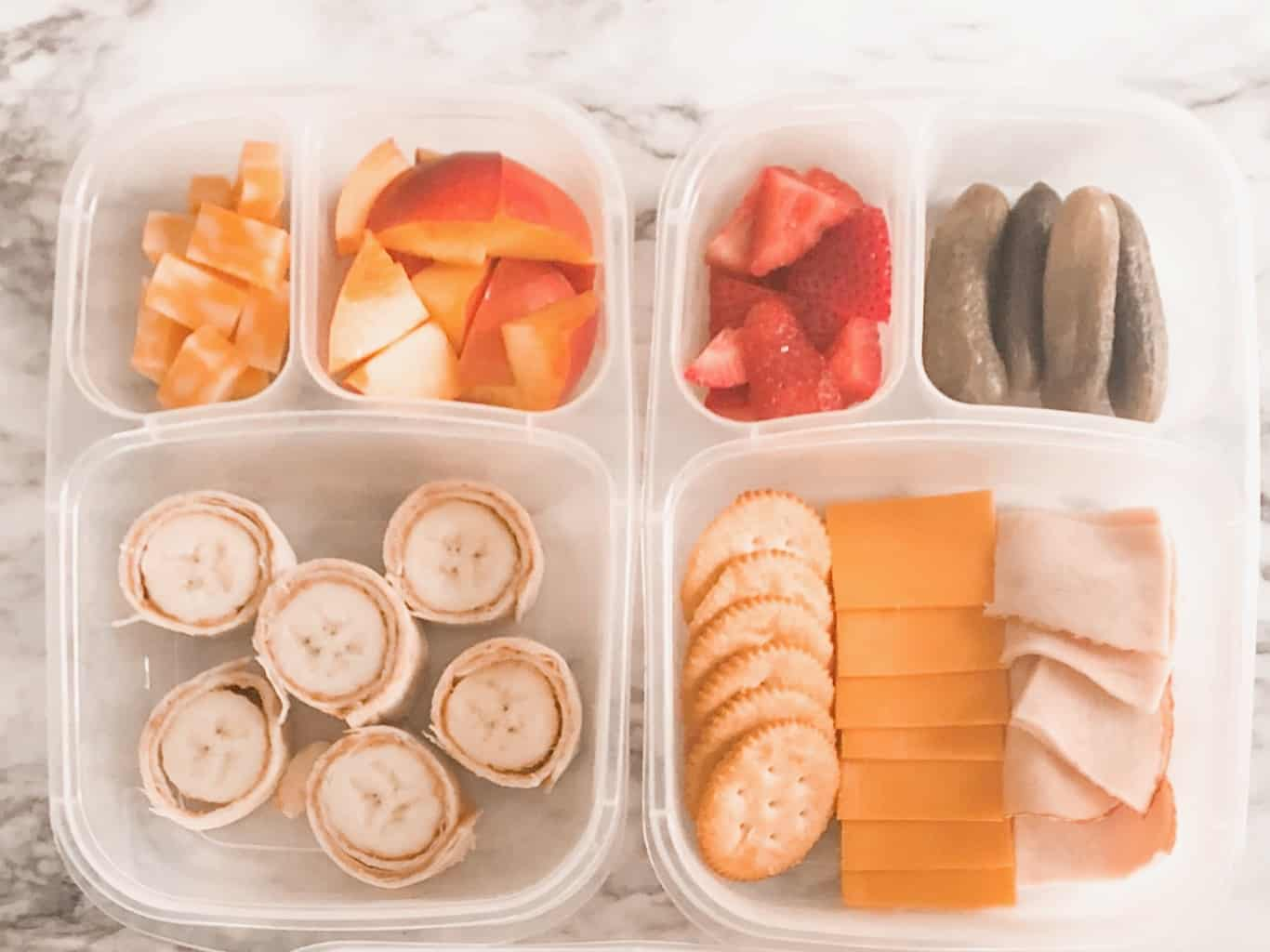 School Lunch Ideas for Every Day of the Week - Her Happy Home