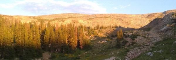 Brown's Peak Ridge