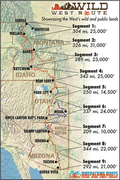 Wild West Route