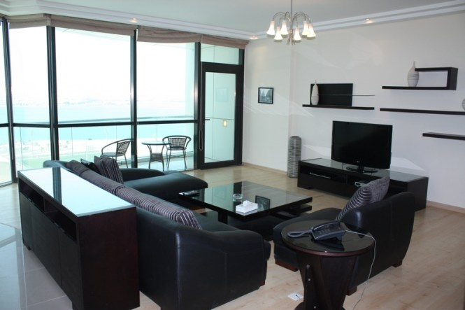 Fully Furnished 2 Bedroom Apartment Available For In Juffair Bahrain