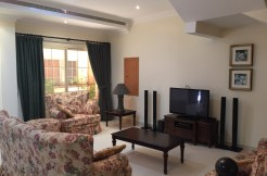 Modern and stylish 3 BR fully furnished villa with private pool for rent in Saar