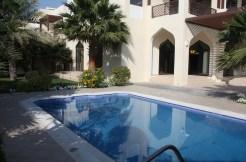 5 BR villa for rent