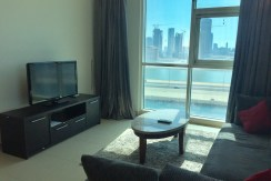 Modern 1 BR apartment is available for rent In Reef Island-Apartment For Rent In Bahrain