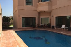Stand alone 5 BR villa with a private pool for rent in Saar – Villas For Rent In Bahrain