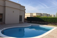 Big 3 BR villa with a private pool is available for rent in Janabiya – Villas For Rent In Bahrain
