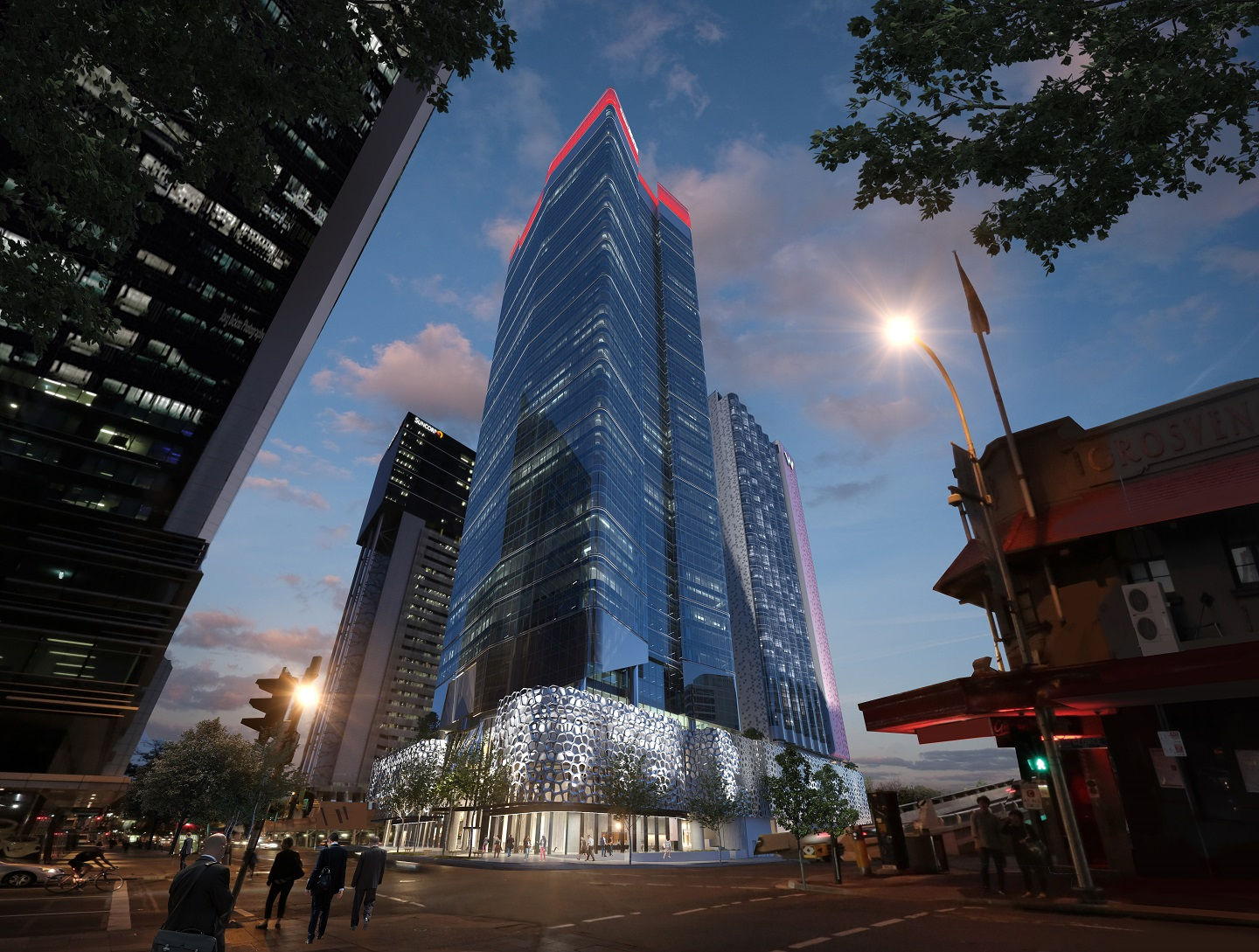 300 George Street Office Tower - Hera Engineering
