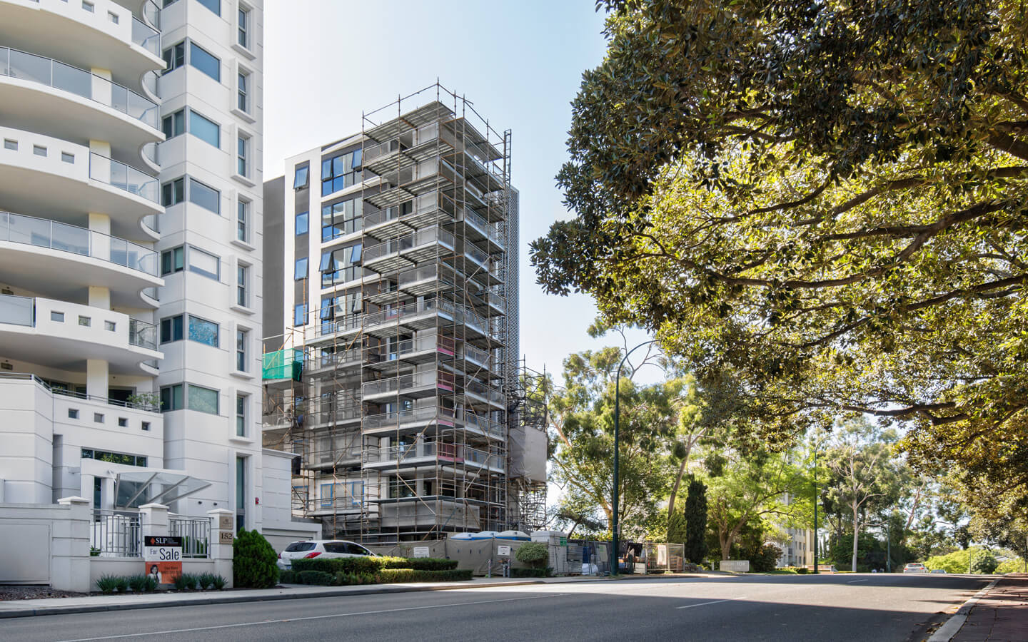 152 Mill Point Road, Multi Storey Residential development - Hera Engineering