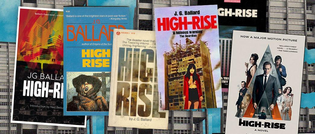 High-Rise, by J.G. Ballard
