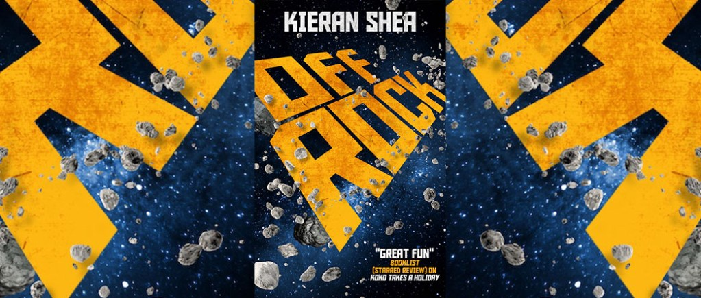 Off Rock Kieran Shea