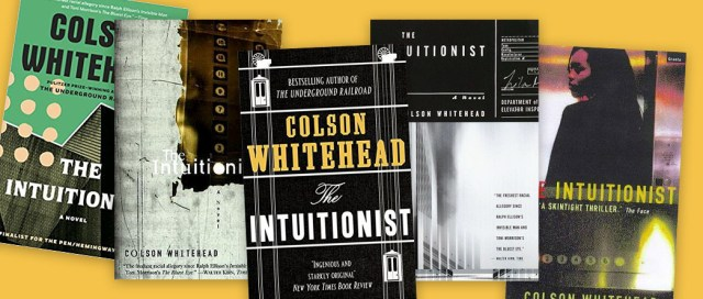 The Intuitionist, by Colson Whitehead