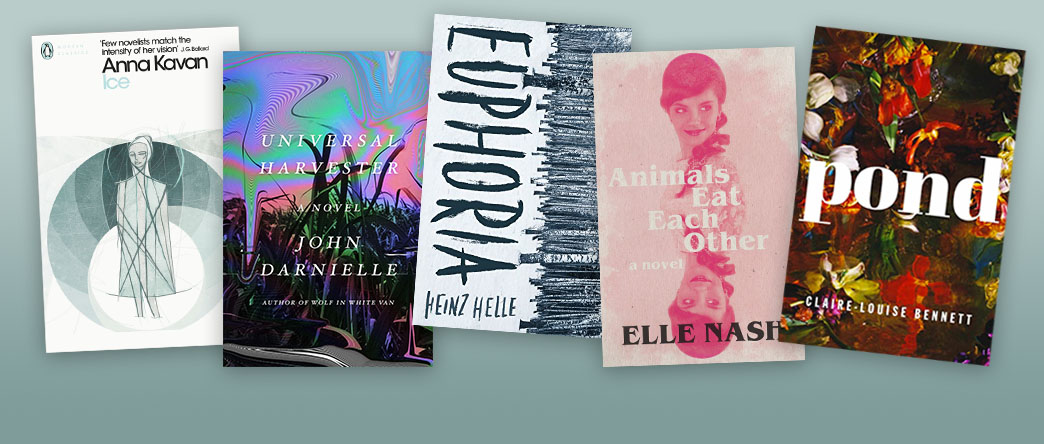 Literary Fiction: Five Short Reviews