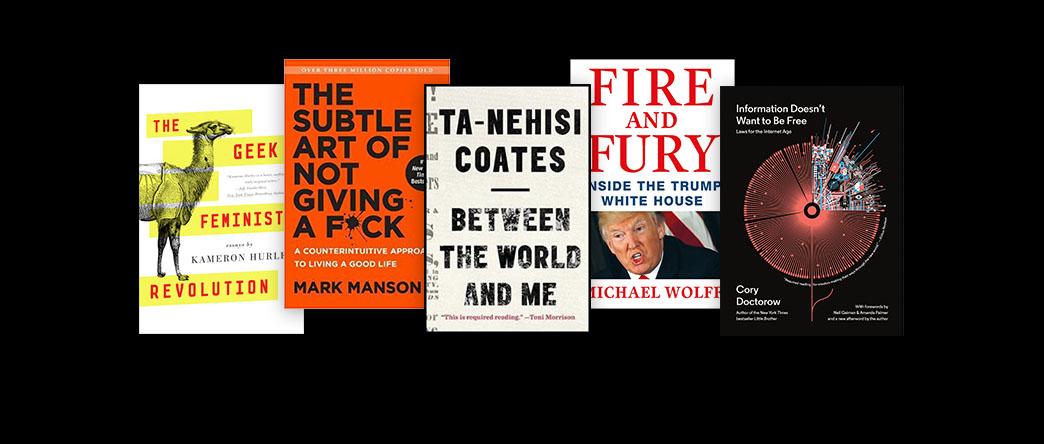 Recent(ish) Non-Fiction: Five Short Reviews