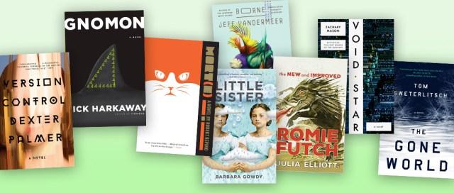 Recent SF: Hidden Gems from Mainstream Publishers
