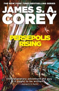 Persepolis Rising, James S.A. Corey