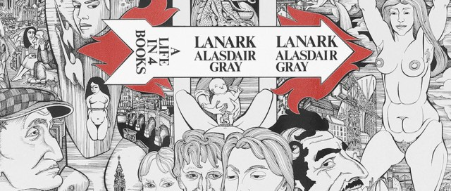 Lanark, by Alasdair Gray