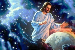 All things were made through him.