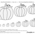 Pumpkin Traceable Heraldic Art