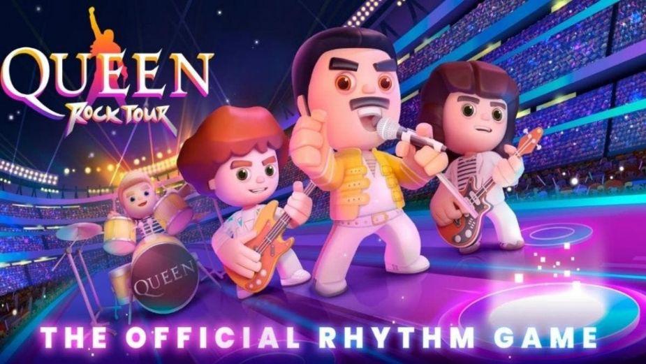 Queen y su música llegan en un videojuego GRATIS para teléfonos celulares