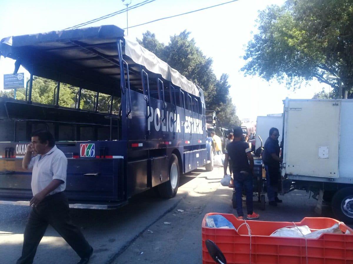 Desactivan protesta de reos en penal de Oaxaca; liberan a seis reos