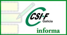 CSIF informa