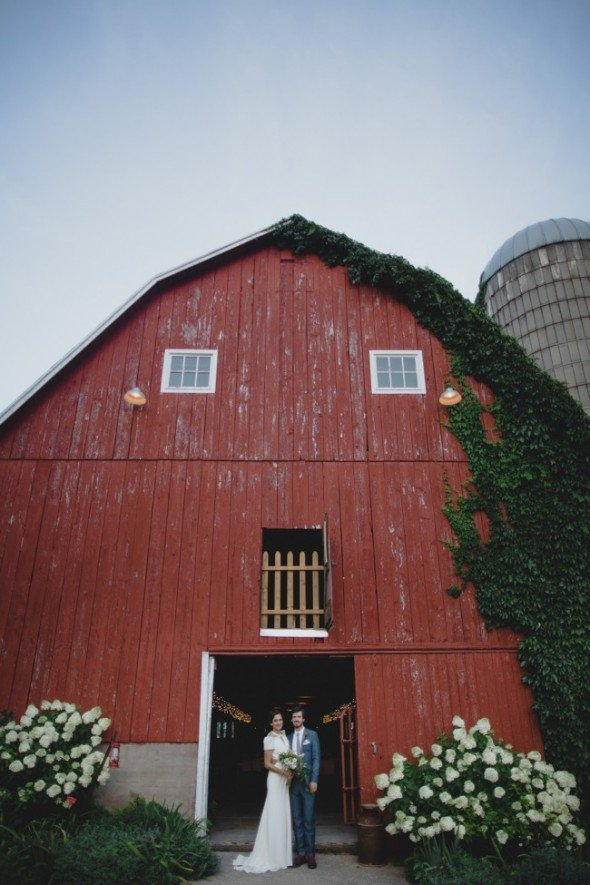 Photographe: Ray + Kelly Source: Rustic Wedding Chic