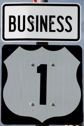 Business route 1
