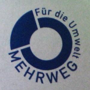 Mehrweg Label